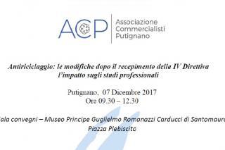 Antiriciclaggio: le modifiche dopo il recepimento della IV Direttiva l'impatto sugli studi professionali