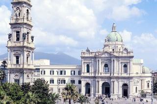 Tour a Pompei e Salerno